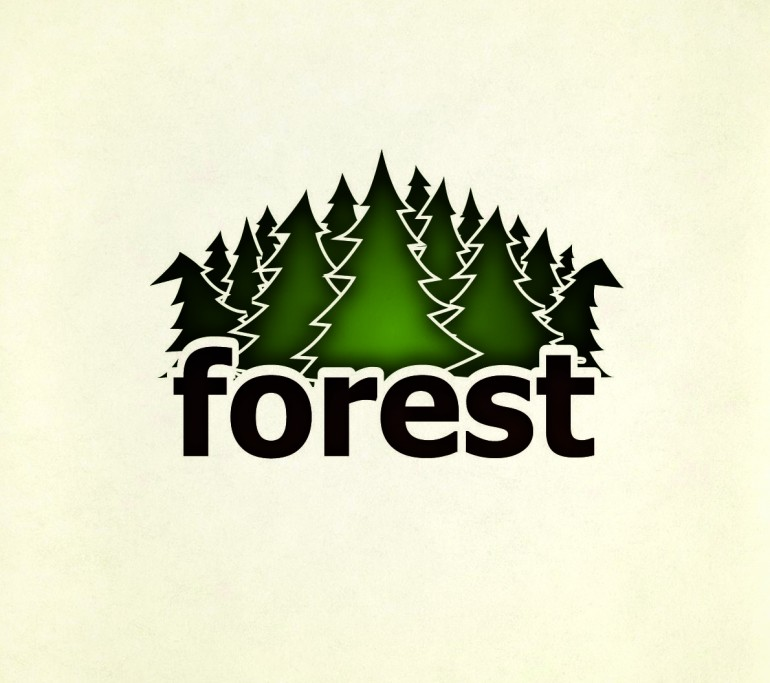 logo forest